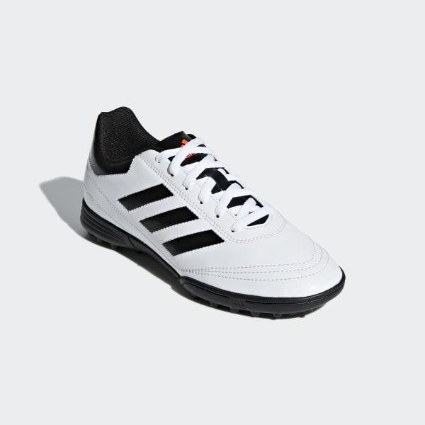 Zapatillas de fútbol para césped artificial Goletto 6 - Blanco ... c60284d907f52
