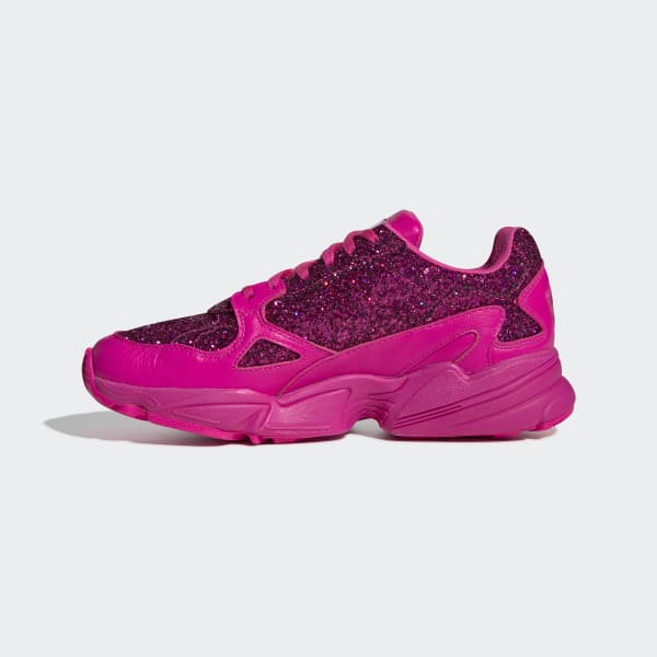 adidas Falcon Shoes - Pink | adidas