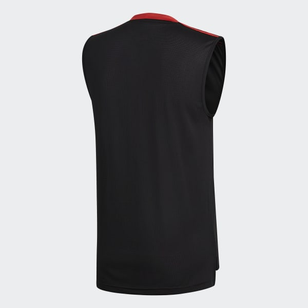 a6500e074 adidas Manchester United Training Jersey - Black