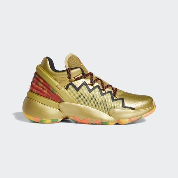 [Resim: D.O.N._Issue_2_Gummy_Shoes_Gold_FW9050_01_standard.jpg]