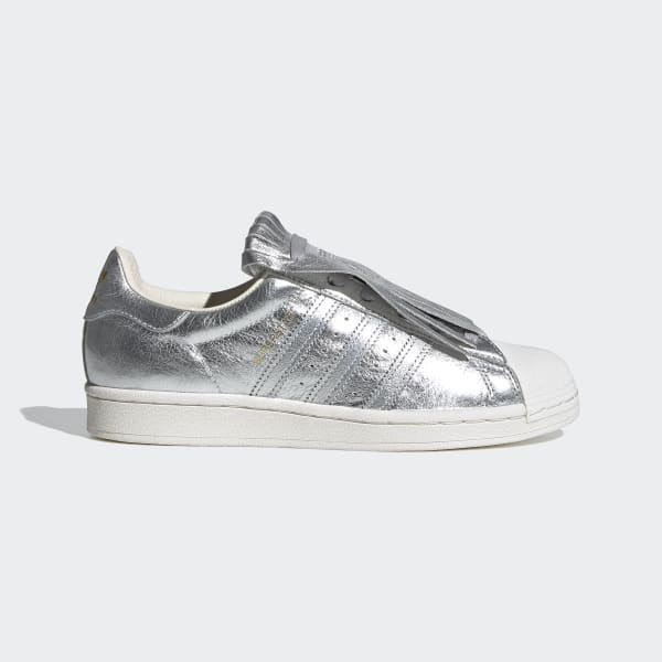 adidas Superstar FR Shoes - Silver