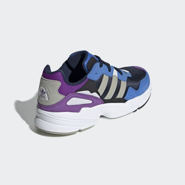 official photos 31739 67273 adidas Yung-96 Shoes - Blue   adidas Belgium