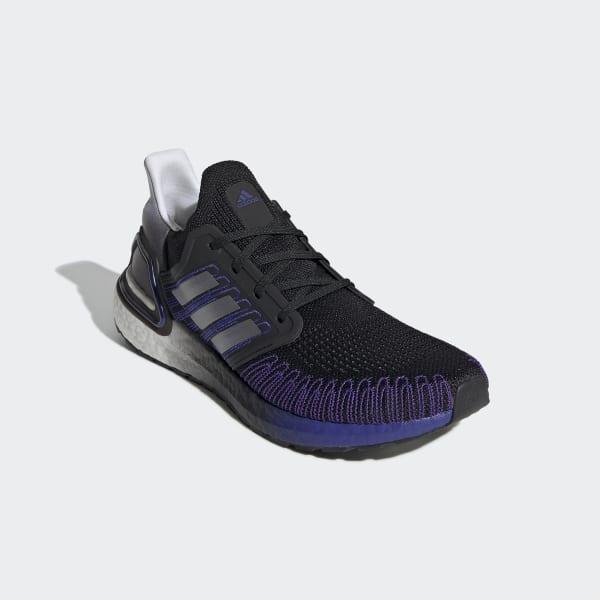 Adidas Ultraboost 20 Shoes Black Adidas Uk