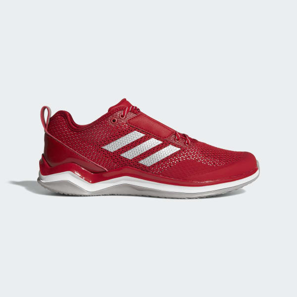 Adidas Speed Trainer 3 Shoes Q16542 Red TopDeals
