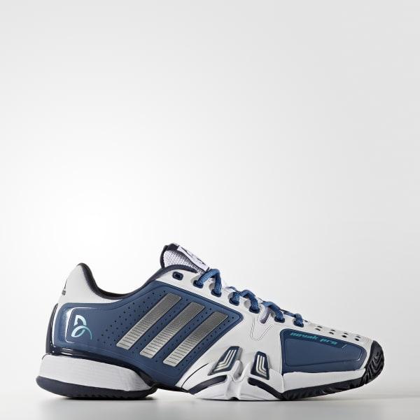 adidas Men's Novak Pro Shoes - White