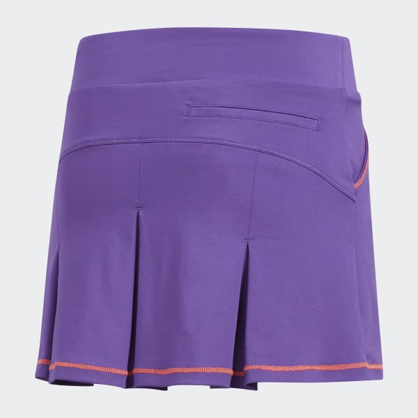 กระโปรงกางเกง Solid Pleat