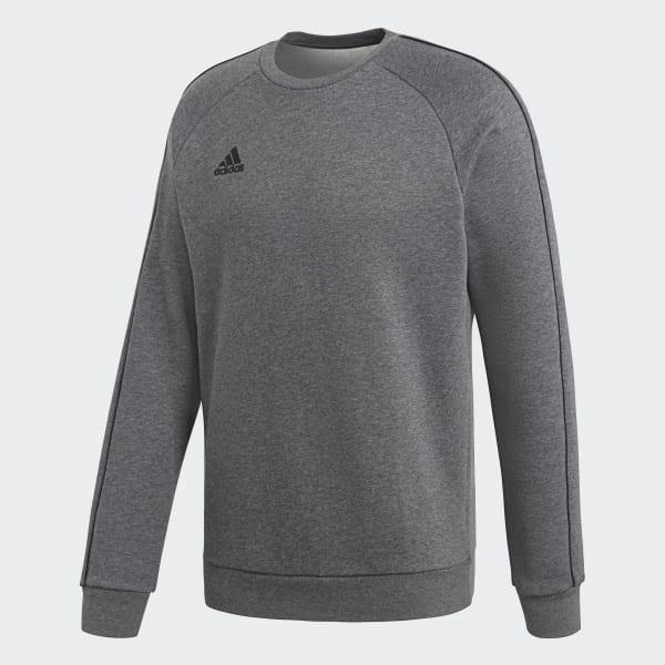 adidas Core 18 Sweatshirt Schwarz | adidas Austria