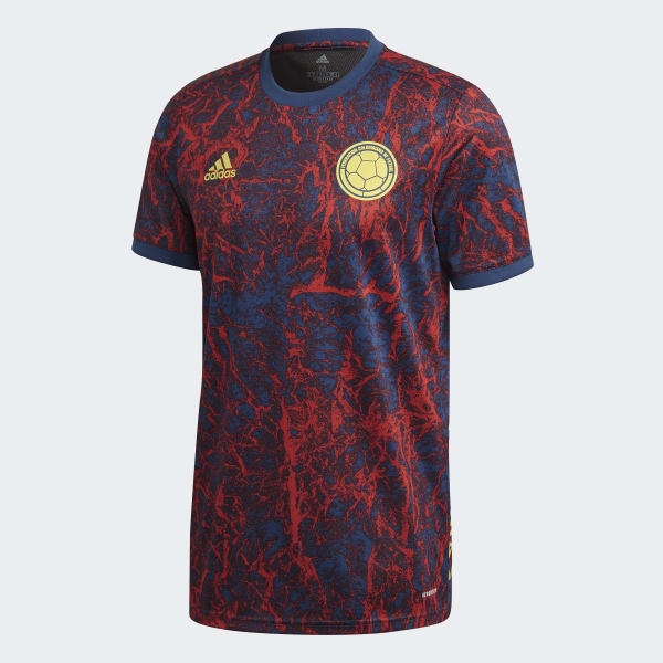 Colombia Pre-Match Jersey