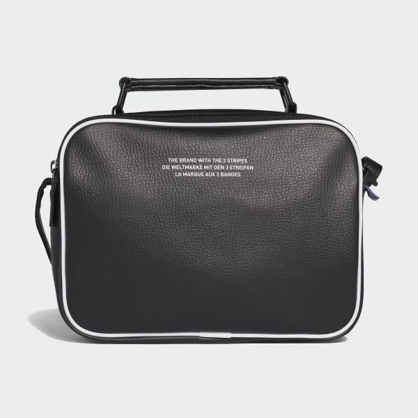 adidas Mini Vintage Airliner Bag - Black  b1347ba7e15c9