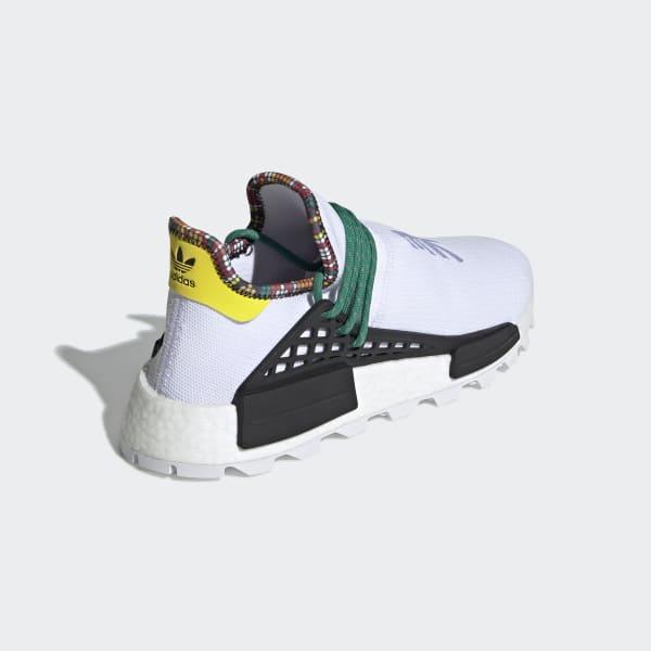 bd3c2a61f5a26 adidas PW SOLAR HU NMD - White