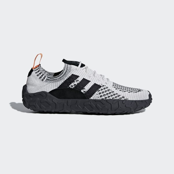 adidas F/22 Primeknit Sneakers In Off White