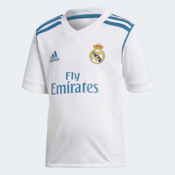 Kit Real Madrid Home Mini