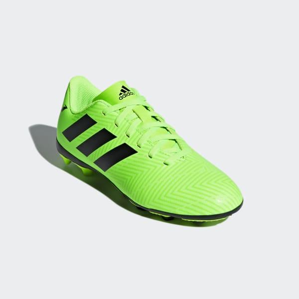 40938b069859e Chuteira Nemeziz Messi 18.4 Fxg - Verde adidas