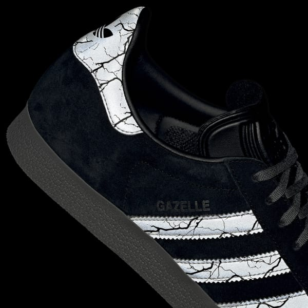 adidas Gazelle Darksaber Shoes - Black