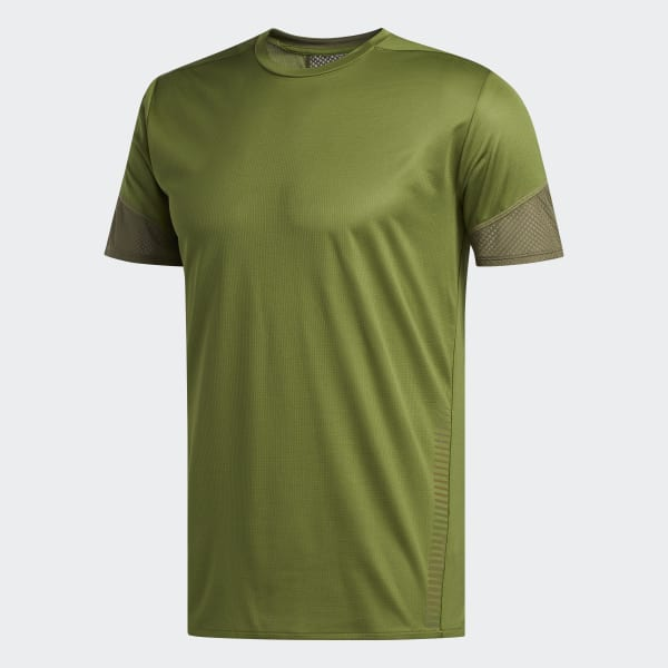 adidas Parley 257 Rise Up N Run T Shirt Grün | adidas Switzerland