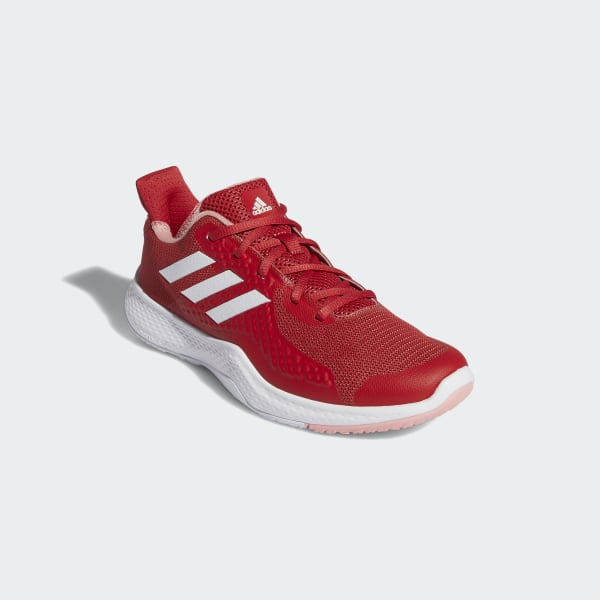 adidas FitBounce Trainers - Red