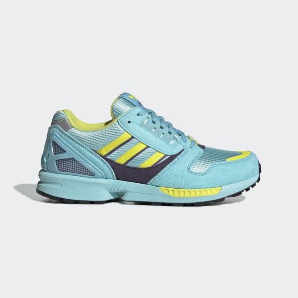 adidas originals zx 8000 boost yellow