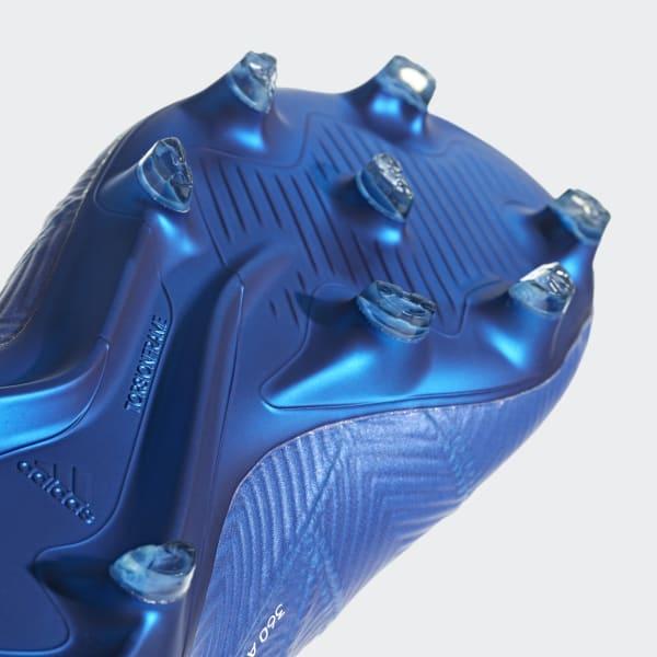 buy popular 2bead 82f74 ... adidas Calzado de Fútbol Nemeziz 18+ Terreno Firme - Azul adidas Mexico  sale retailer 8681a ...