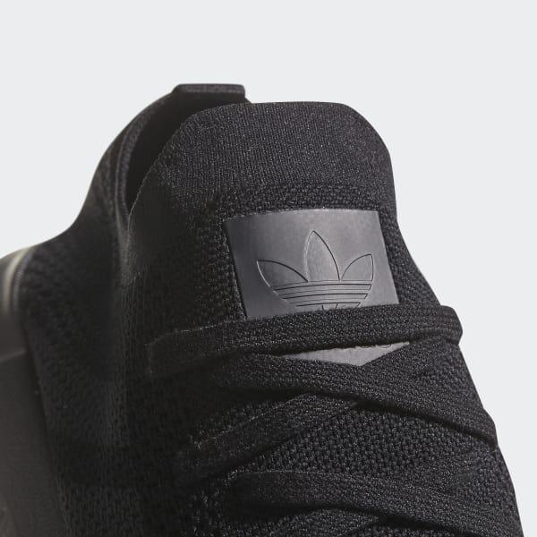 low priced 3d1b5 bfe8e adidas Swift Run Primeknit Shoes - Black  adidas Canada