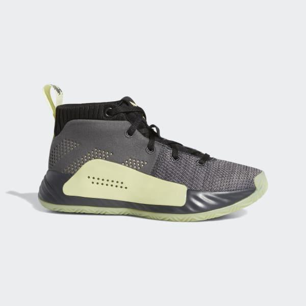 adidas Dame 5 Shoes - Grey | adidas US