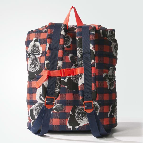 641303dd28756 adidas STELLASPORT Printed Backpack - Blue
