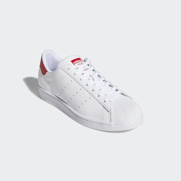 Moler la seguridad tortura  adidas Superstan Shoes - White | adidas US