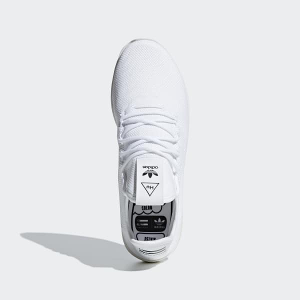 free shipping a9453 ff843 Zapatilla Pharrell Williams Tennis Hu - Blanco adidas   adidas España
