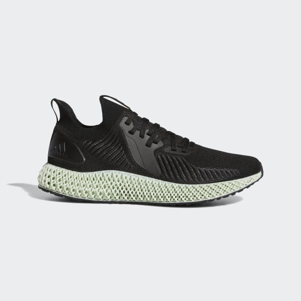 adidas Alphaedge 4D Shoes - Black