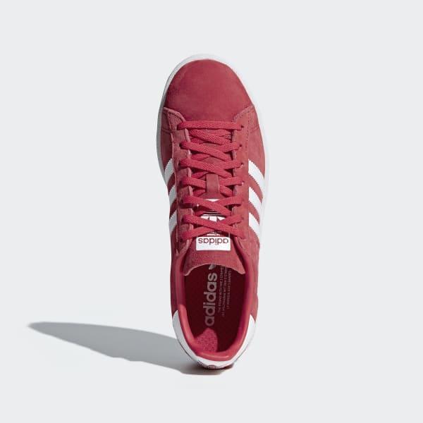 10c2fc9b27 Tênis Campus - Vermelho adidas