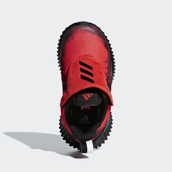 050b7c30 adidas Marvel Spider-Man FortaRun sko - Rød | adidas Denmark