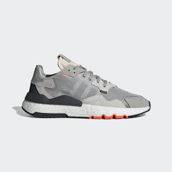 adidas nite jogger blanche femme