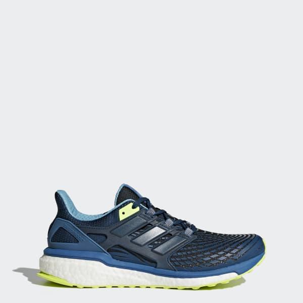 Tênis Energy Boost - Azul adidas  8d8d0539dccf3