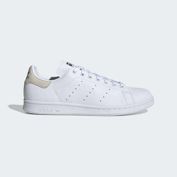 adidas stan smith navy blauw and wit