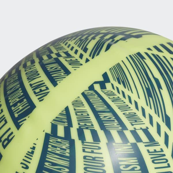 adidas Allover Print Silicone Cap - Yellow  51e23fbb9ad2