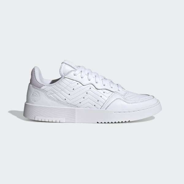 adidas Supercourt Shoes - White | adidas US