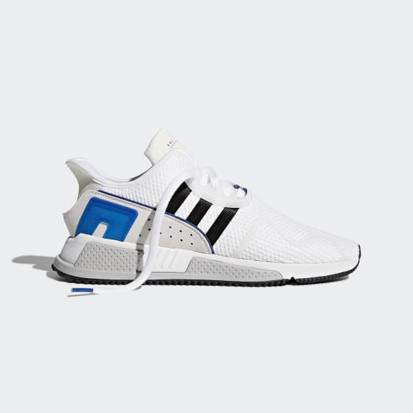 16b4c7656f684 EQT Cushion ADV Shoes. C  70C  180. Color  Cloud White   Core Black   Collegiate  Royal