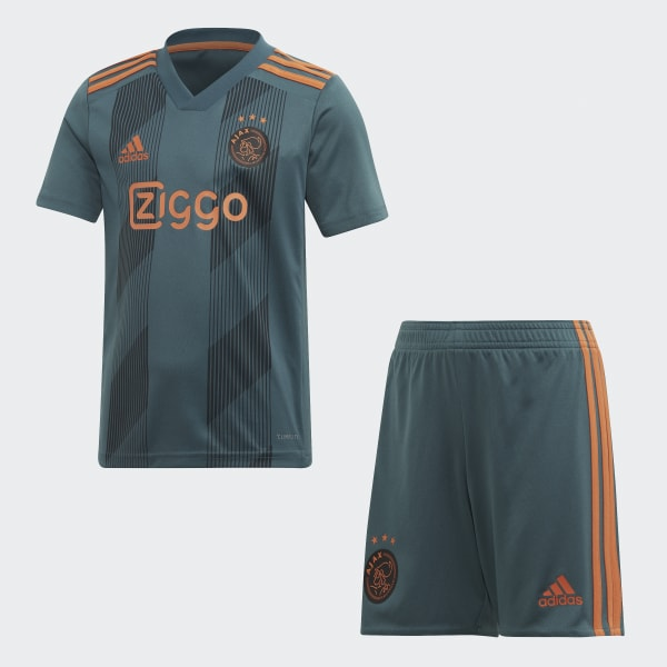 Mini Kit Away Ajax Amsterdam