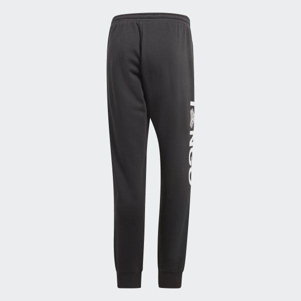 Pantalon sportswear TAN Graphic Noir adidas | adidas France