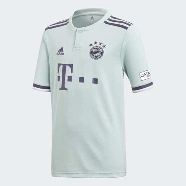 73207b048 adidas FC Bayern Away Jersey - Green