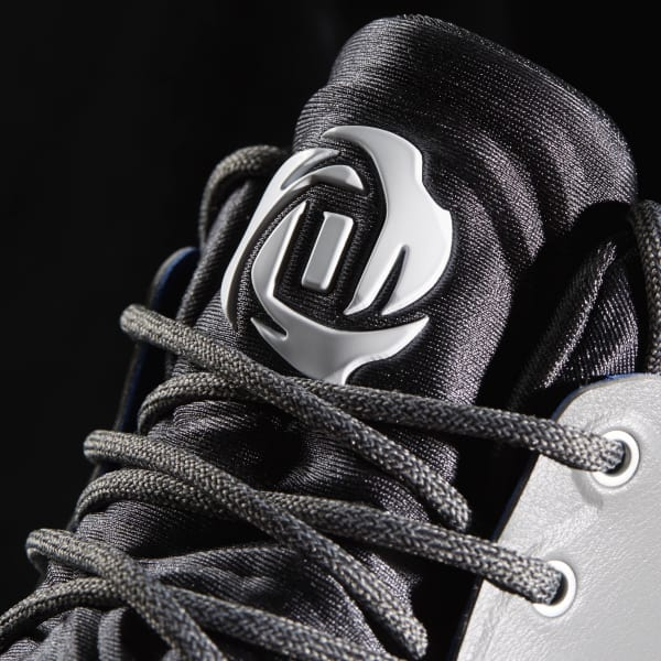 e957f26cdc21 adidas Men s D Rose 7 Shoes - Grey