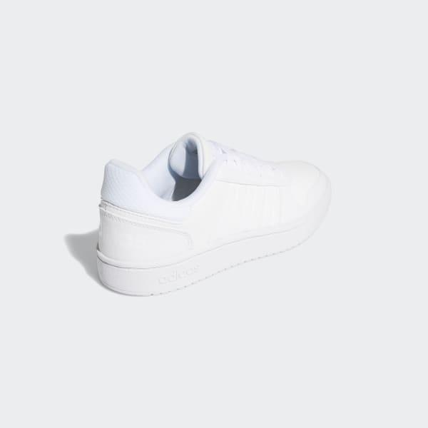 el propósito Colaborar con Prisionero de guerra  adidas Hoops 2.0 Shoes - White | adidas Turkey