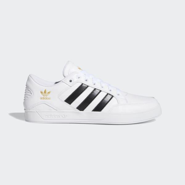 adidas Hardcourt Low Shoes - White