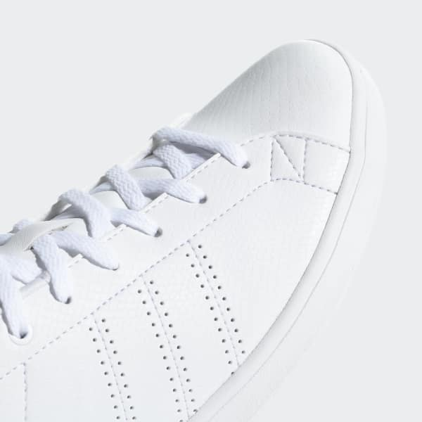adidas Advantage Clean QT Schoenen Wit   adidas Officiële Shop
