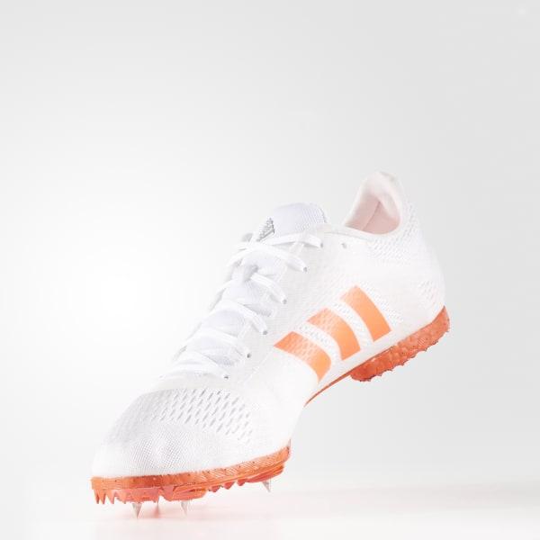 f08b7d1f9c adidas adizero Middle-Distance Shoes - White