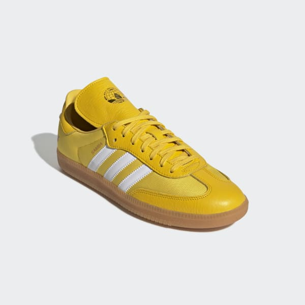 6323e96d7 adidas Oyster Holdings Samba OG Shoes - Yellow | adidas Turkey