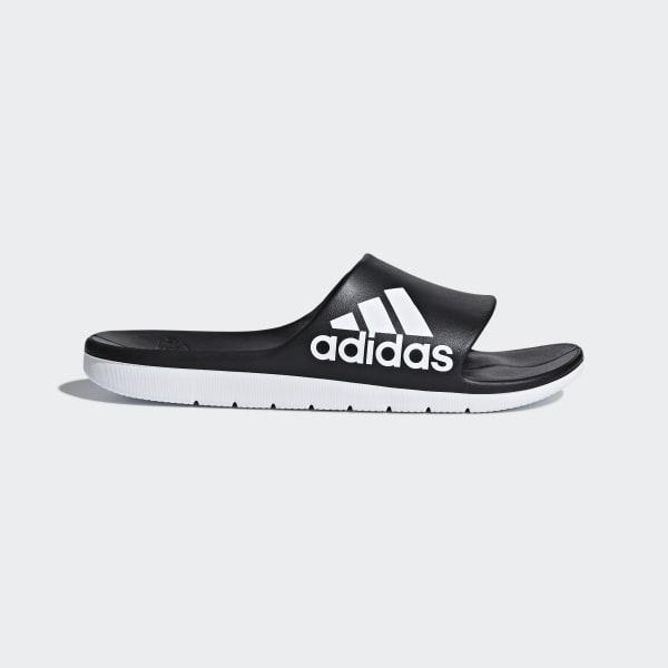 buy online db7dc 4e4eb adidas Aqualette Cloudfoam Slides - Black  adidas Canada