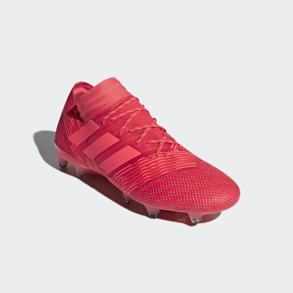 57e53161716 adidas Calzado Nemeziz 17.1 Terreno Firme - Rojo