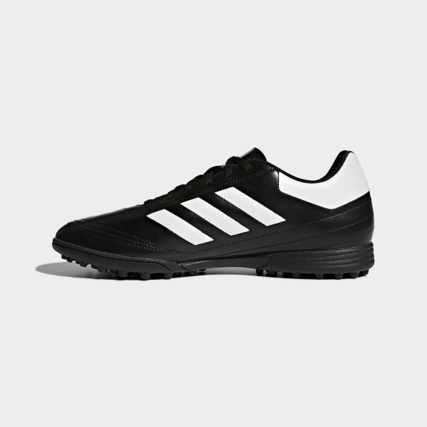 e2c462b901169 Zapatillas de fútbol para césped artificial Goletto 6 - Negro adidas ...