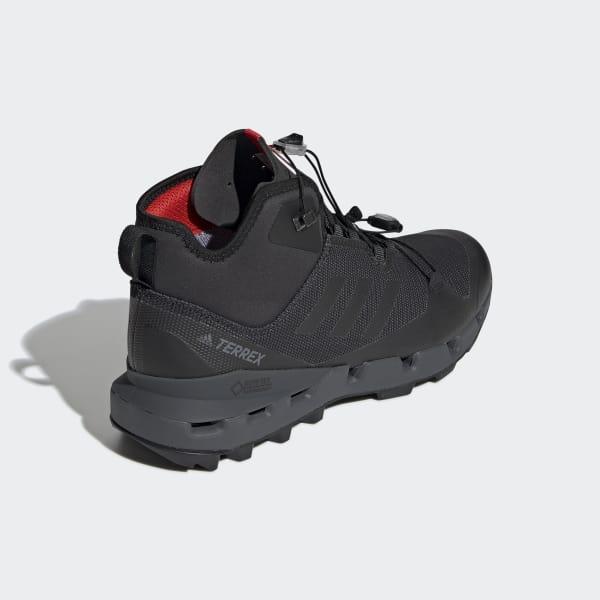 finest selection 6a09b 2b60a adidas TERREX Fast Mid GTX-Surround Shoes - Black   adidas Belgium