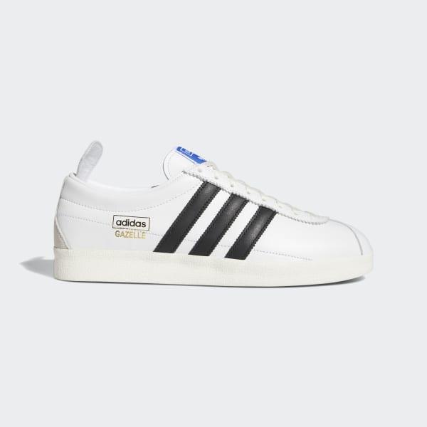 adidas gazelle blanche et bleu